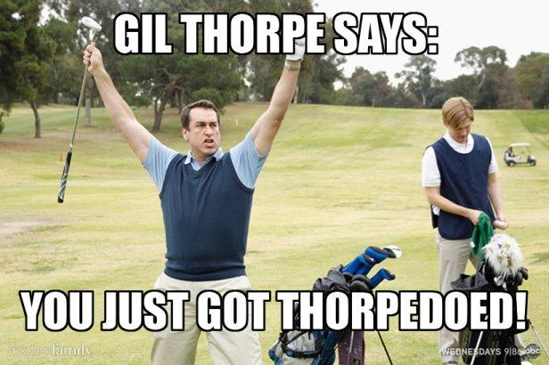 gil thorpe